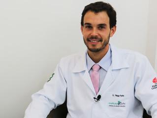 Dr. Thiago Fuchs esclarece dúvidas sobre lesões comuns no quadril e joelho de adolescentes na TV