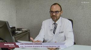 Dr. Luiz Fernando Córdova │ Foto: Reprodução