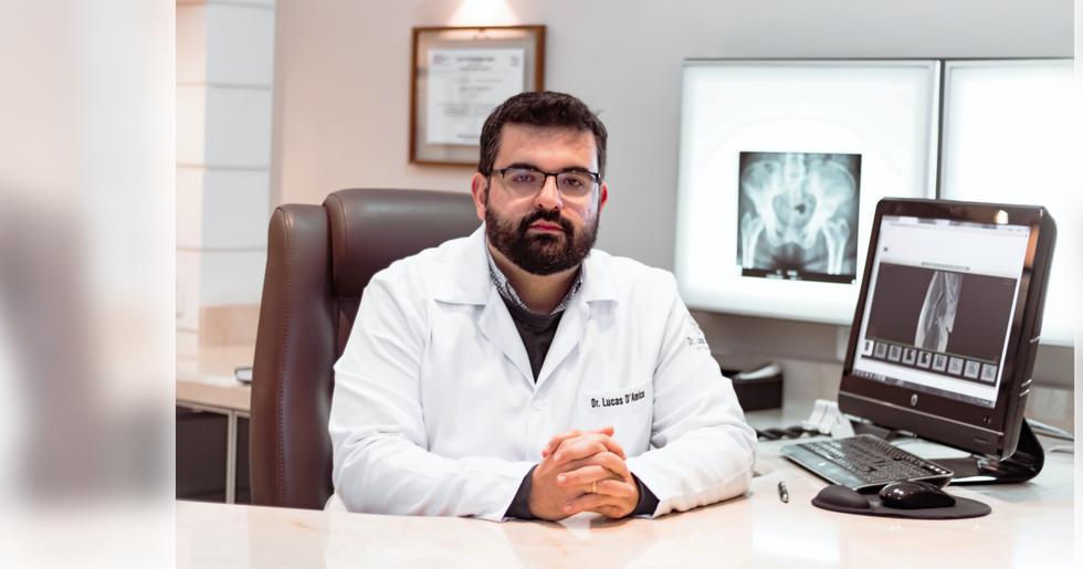 Dr. Lucas D'Amico