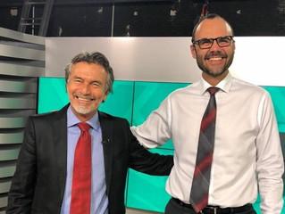 Dr. Luiz Fernando Córdova é entrevistado no Programa Cidadania, na TV Senado