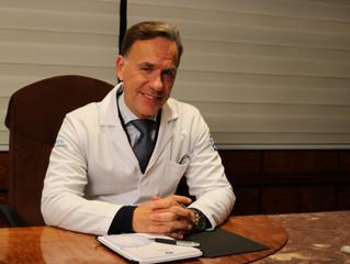 Dr. Caetano Marchesini e paciente são destaques de reportagem da TV Assembleia