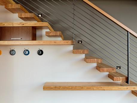 Tipi di scale interne - Come sfruttare al meglio lo spazio
