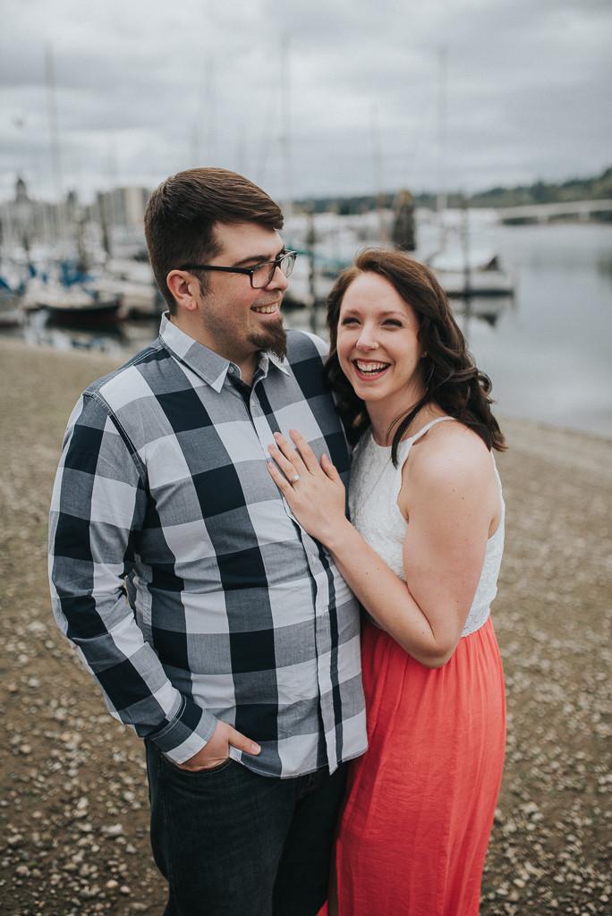 Engagement Photographer Olympia, WA