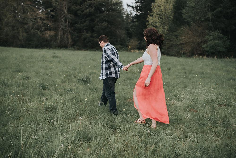 Olympia Engagement Photographer, Washington State