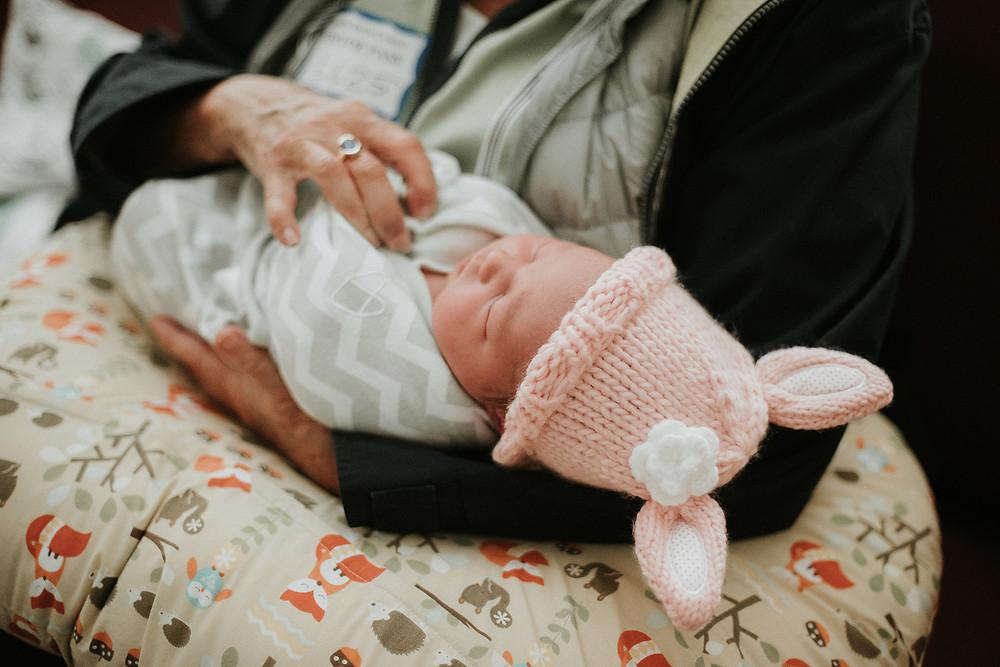 Olympia Newborn Photography
