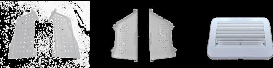 Appliances Parts Display