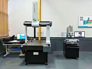 3D Inspection Machine