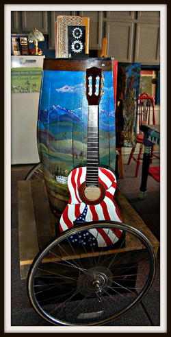 Oskar's Guitar