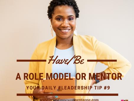 Leadership Tip #9