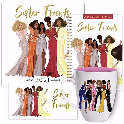 """""""SISTER FRIENDS"""" GIFT BOX"""