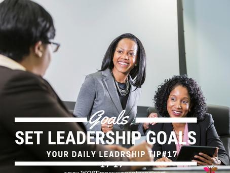 Leadership Tip #17