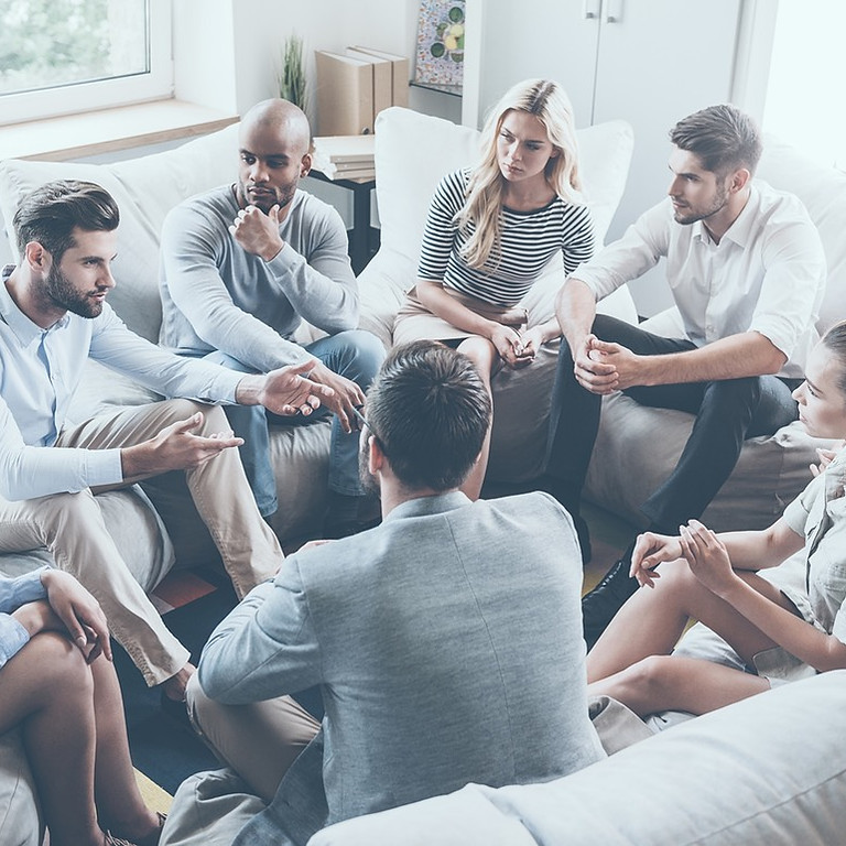 REVT Deutsch sprachige Psychotherapie Gruppe