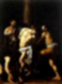 Caravaggio_-_La_Flagellazione_di_Cristo.