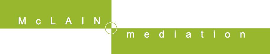 McLain Mediation