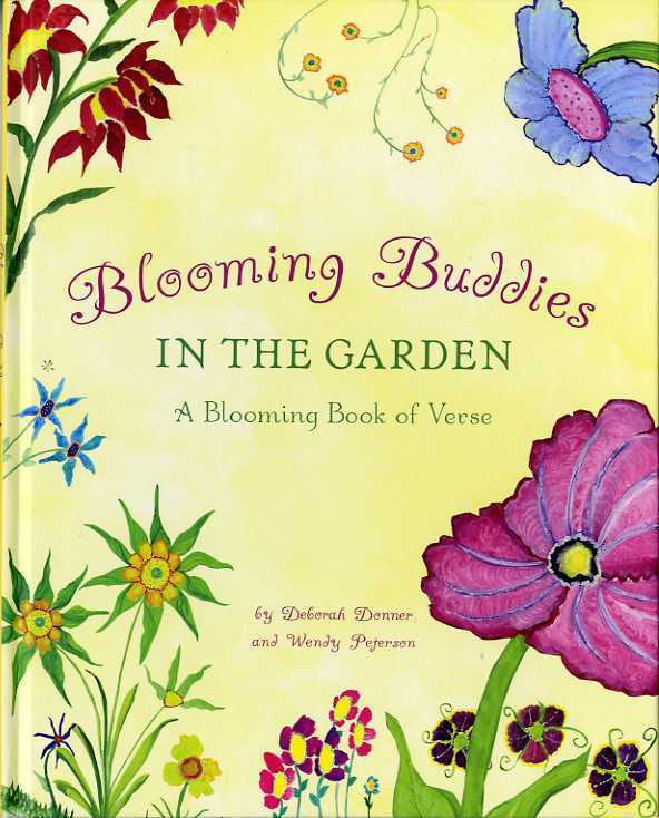 Blooming Buddies Book