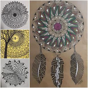 Lipika Savalkar Pic 5 Mandala Collage.jp