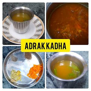 Aarthi V. Karanam - Adrak (Ginger Kadha)
