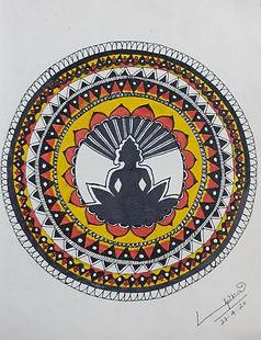 Lipika Savalkar Buddha Mandala Pic 3.jpg