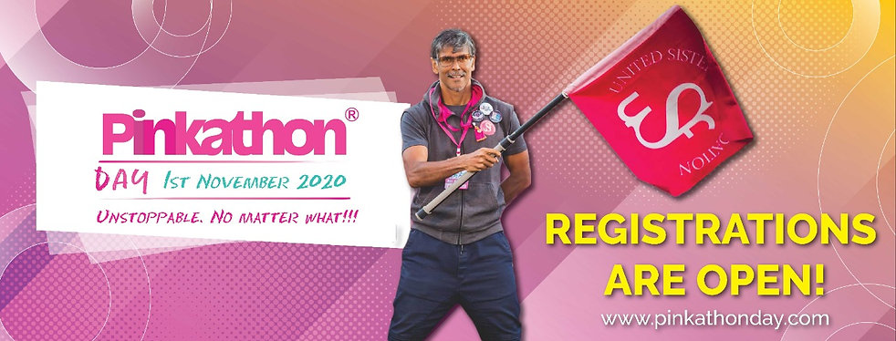 Pinkathon Day Registration