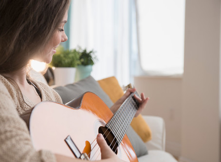 Play and sing for the baby in your belly