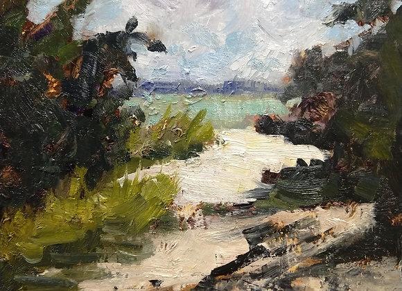 South Lido Beach Path