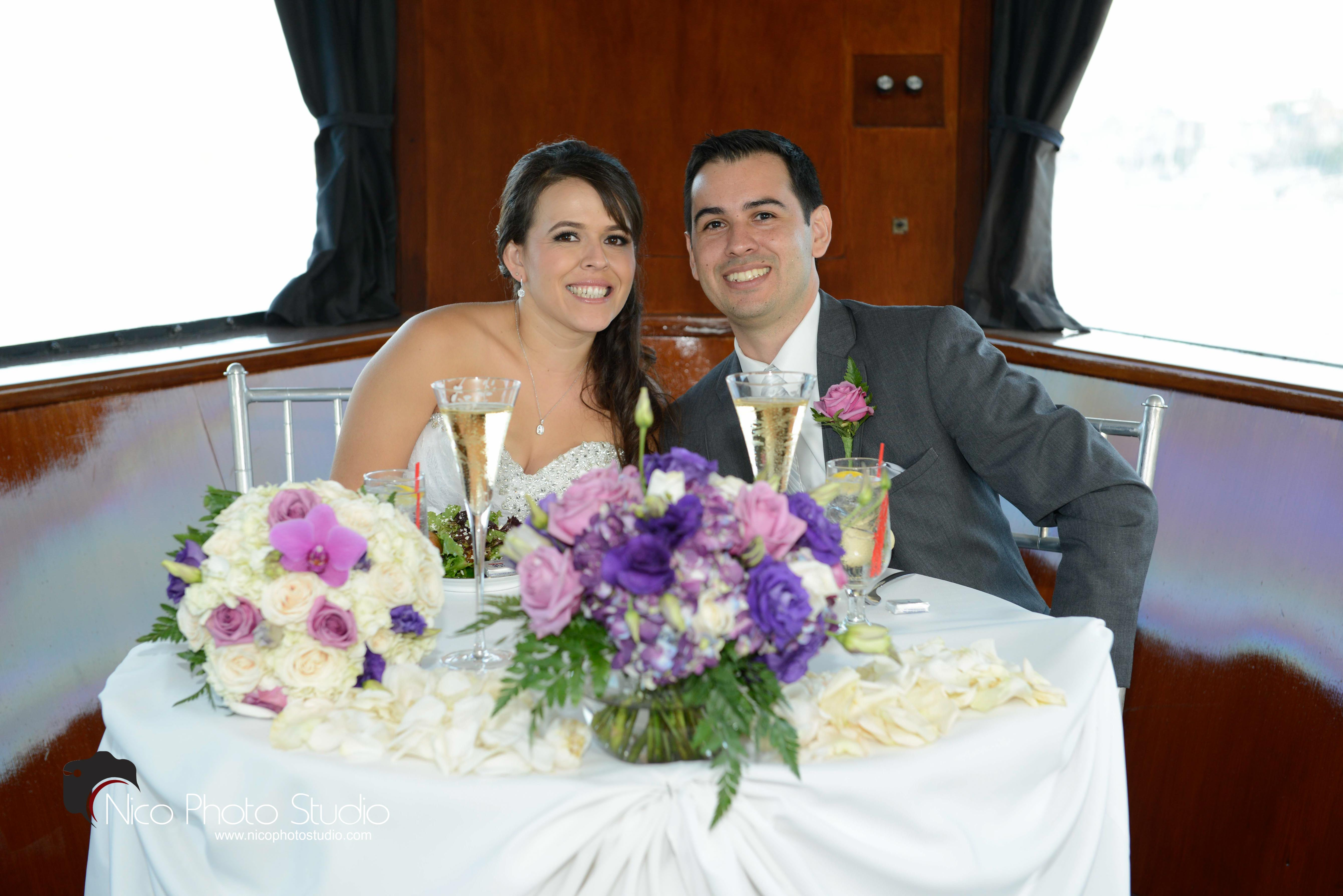 Vanessa and Miguel
