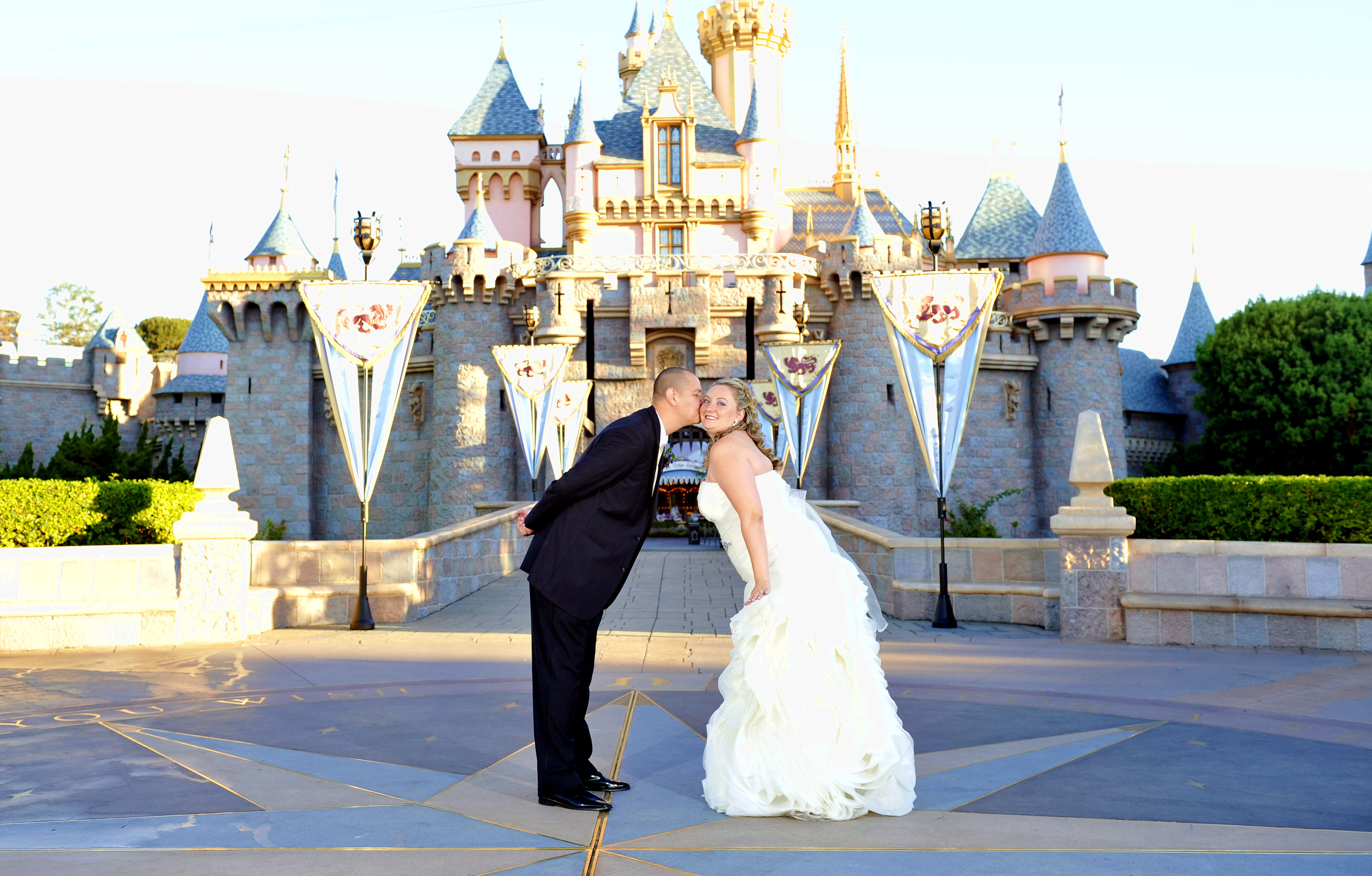disneyland wedding
