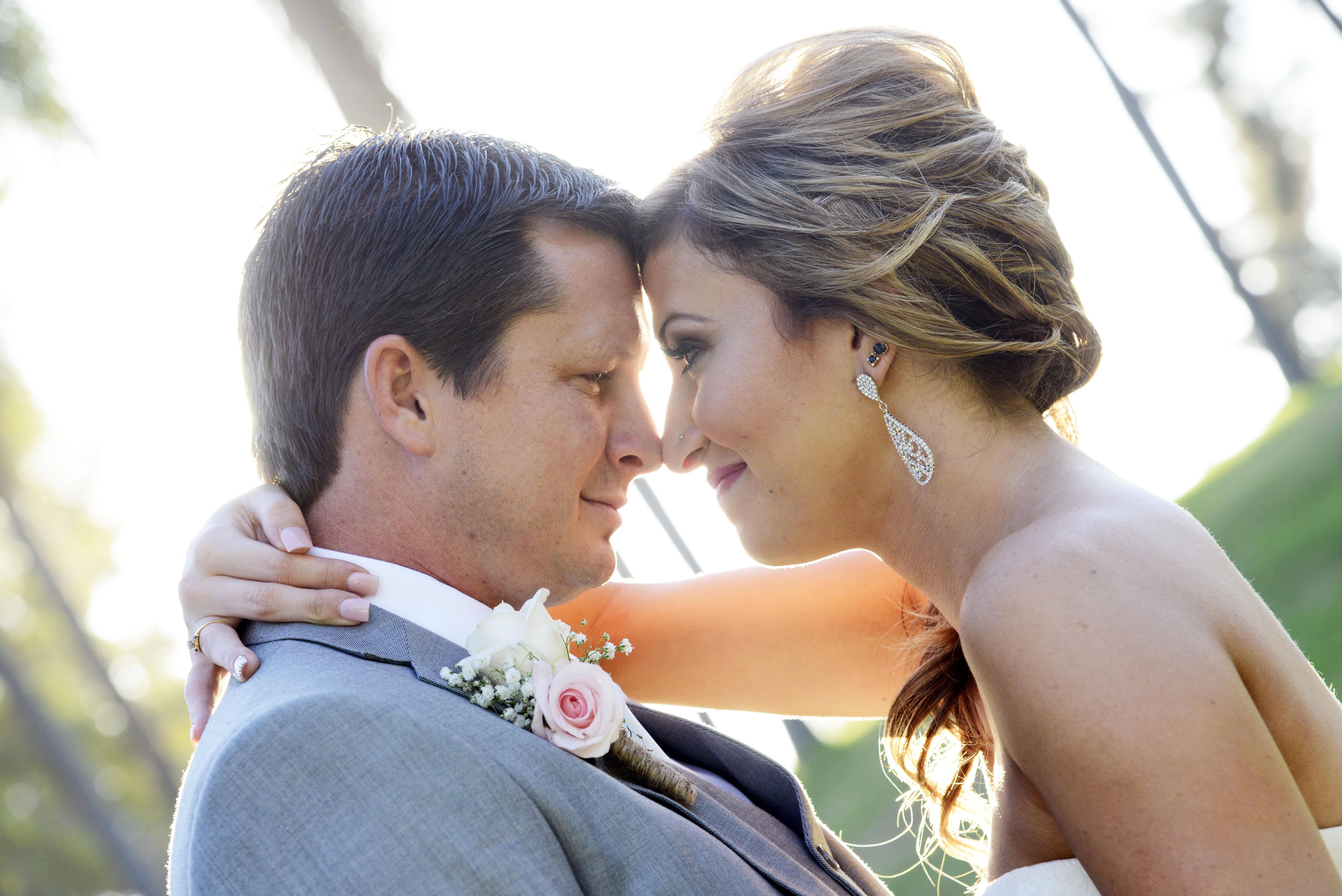 Sasha and Byron's Wedding