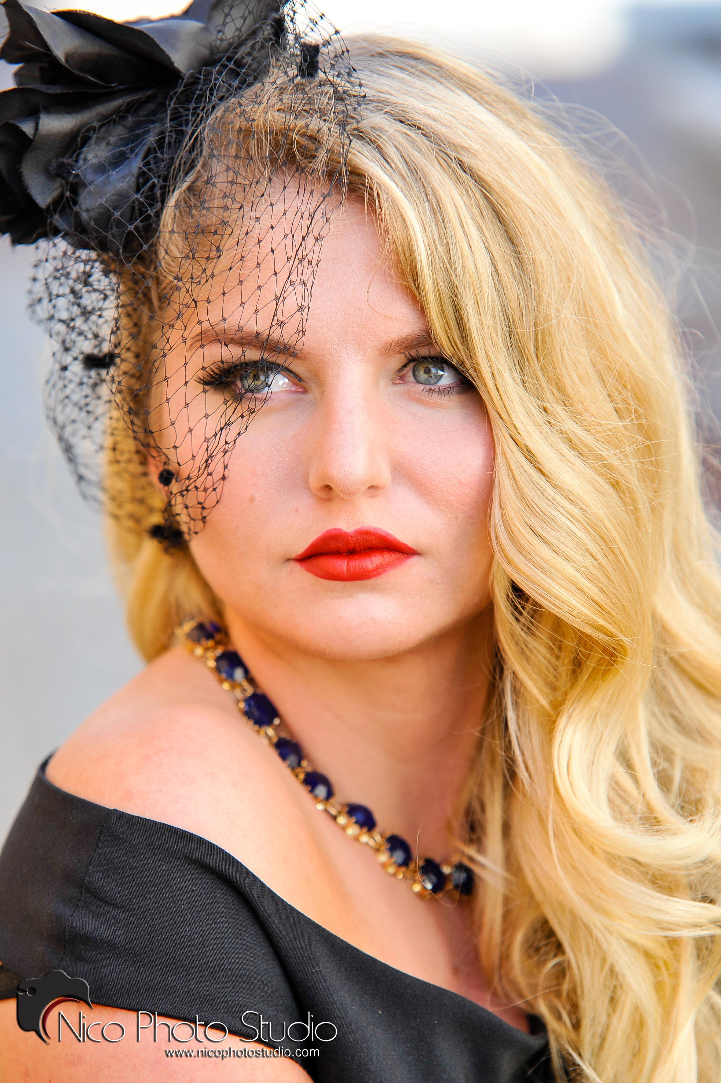 Model Headshots Portraits