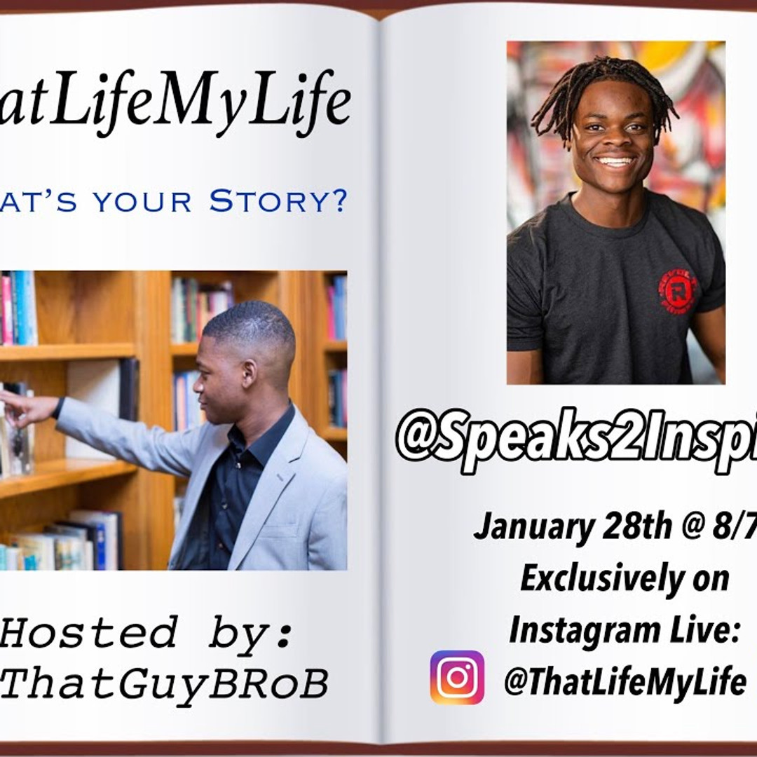 #ThatLifeMyLife: S4E1: Abraham Sculley