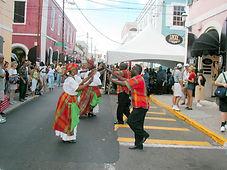 Island celebration