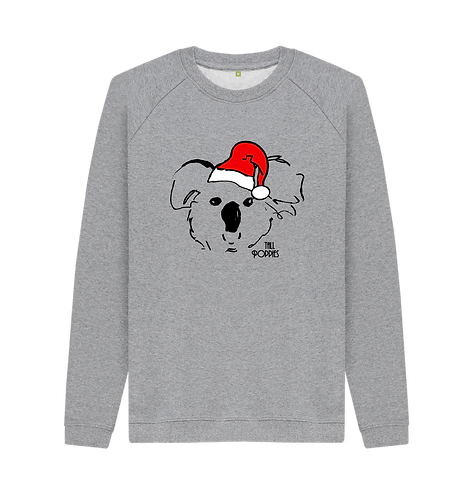 Men's Koala Christmas Jumper