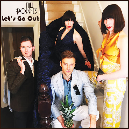 Let's Go Out CD