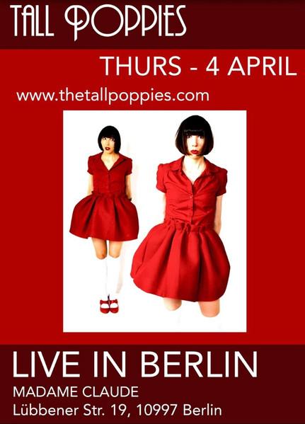 Hello to Berlin