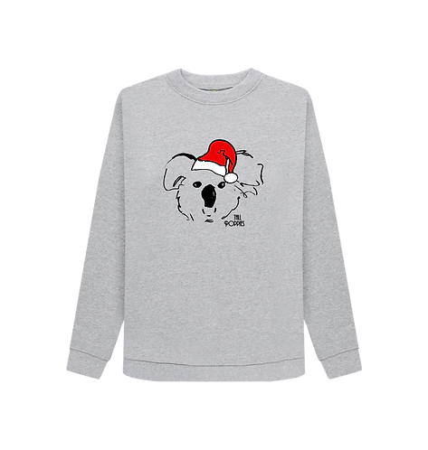 Women's Koala Christmas Jumper