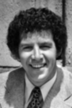 Young Jed Allen from ABC photo archives.