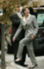Laura Bush pants suit.jpg
