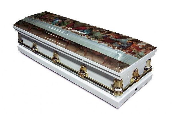 Last supper casket.jpg