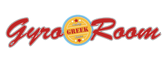 Gyro-Room-Greek-Restaurant-logo-design-G