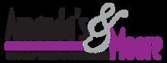 Amanda-and-Moore-logo-design-Graphic-Des