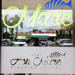 Asuamare Peruvian Restaurant Designed by