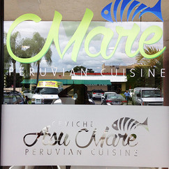 Asuamare Peruvian Restaurant Designed by