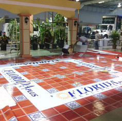 Floor Wrap Signage Design and Printing i