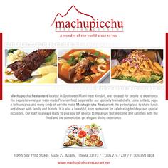 Machupicchu-Peruvian-Restaurant-Advertis