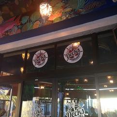 Decks Window Wall wrap Design in Miami F