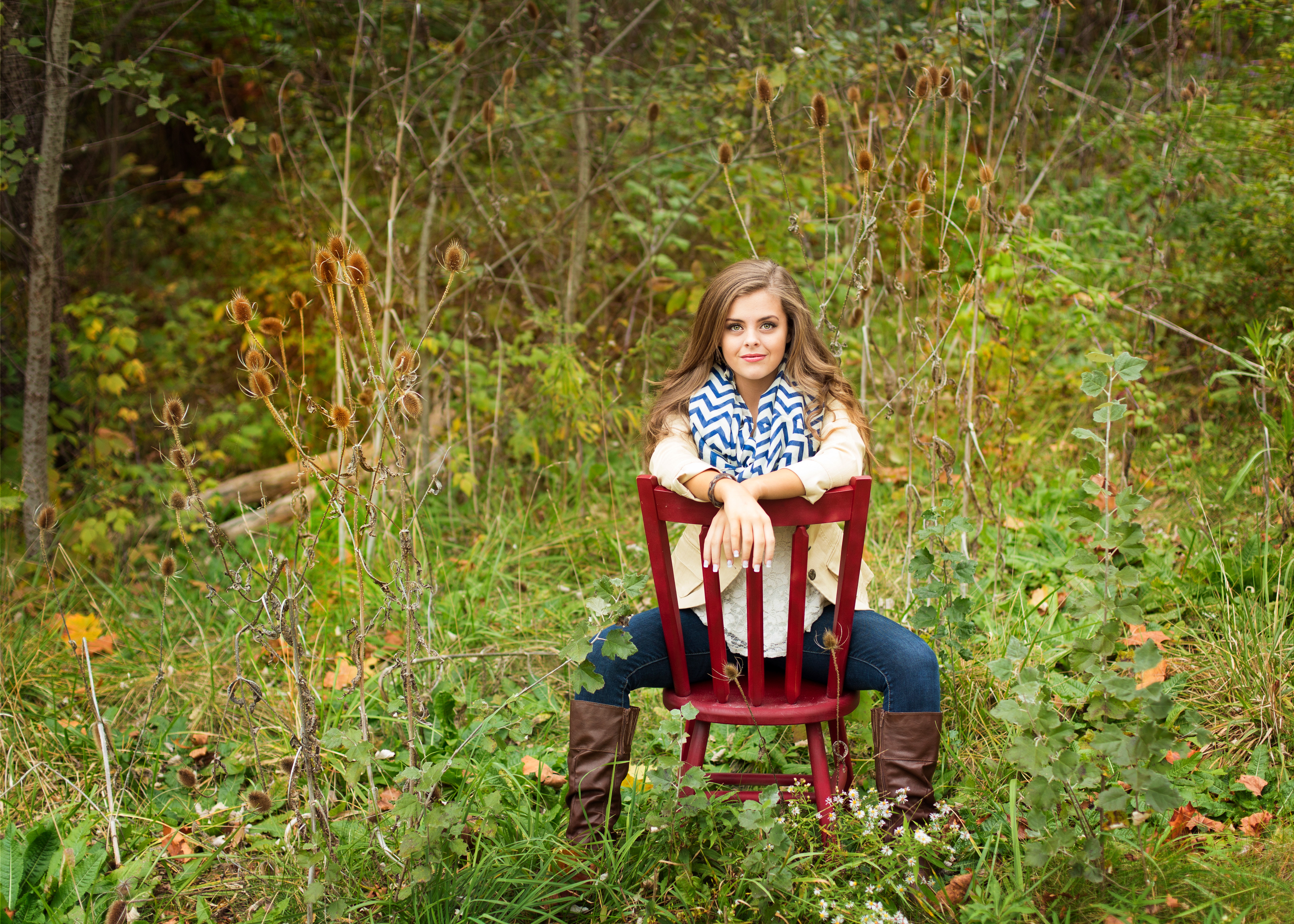 Northeast Ohio Senior Photography