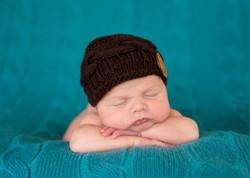 Cleveland Ohio hio Newborn Portraits