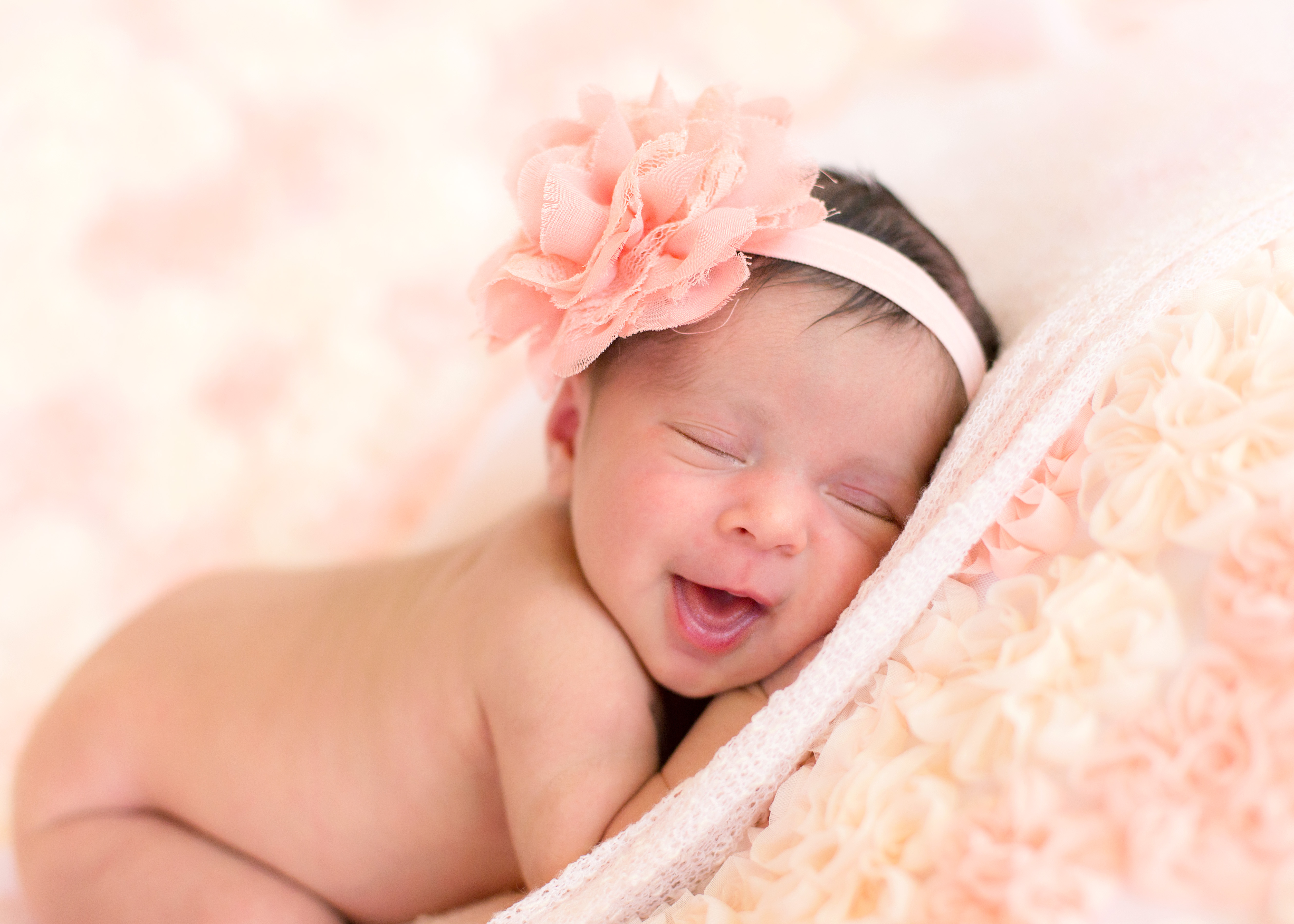 Clevelandeast Ohio Newborn Portraits