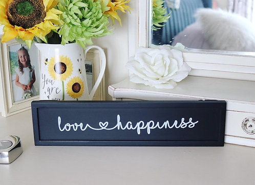 Love 🤍 Happiness sign