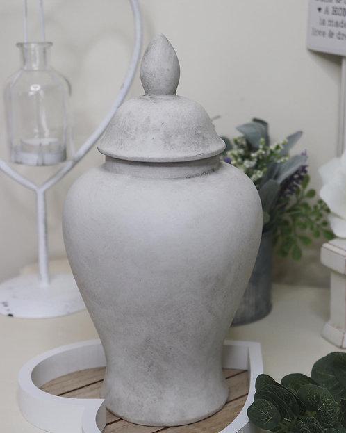 Darcy Stone Ginger Jar